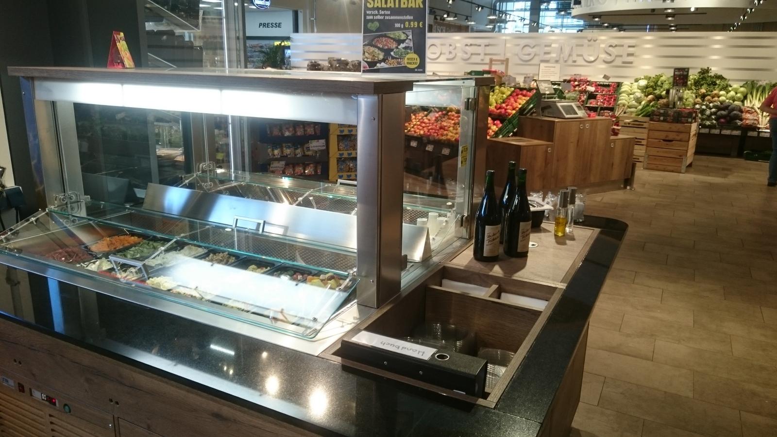 NEU: Salatbar in Linnich!